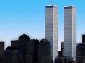 The World Trade Center Towers which do not exist today
